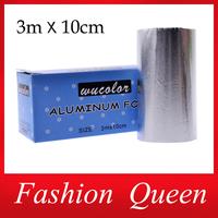 Professional Soak Off Gel Aluminium Foil Paper,3m/pcs Nail Polish UV Gel Wraps Remover,Nail Art Tools Supplies