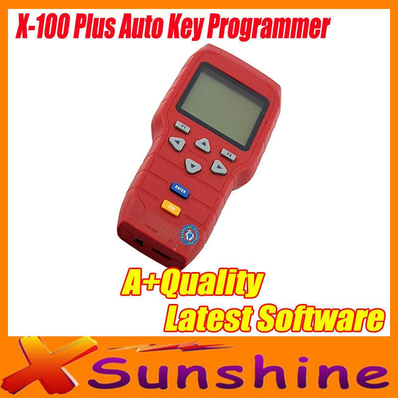 auto programador chave x-100 x 100 apoio programação de chaves, imobilizador, programação de ecu programação(China (Mainland))