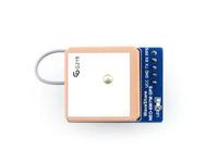 GPS UART Module NEO 7M -C development board kit straight/vertical pin header = UART GPS NEO-7M-C (B)