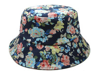 Unisex Cotton Bucket Hats Boonie Print Hunting Fishing Outdoor Summer Sun Cap Sports Fisherman Hat For Hip hop Women Men
