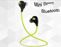 Brand QCY QY7 Wireless Sport Stereo Music Bluetooth Headset Binaural Headphone For iPhone 5S 4S Samsung Galaxy S3 S4 Note 2 III