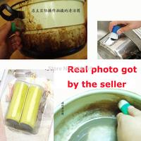 2PCS/pack Delicious erasable decontamination magic wand to clean stainless steel pot pot scrub rust metal artifact Shuaguo