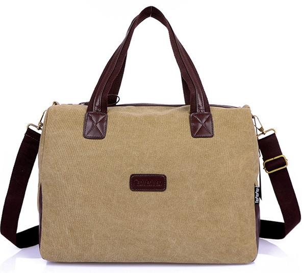 Canvas Men Travel Bags Large Capacity Casual Shoulder Bag Duffle Tote Fashion Men /Women Bag Handbags Weekend Travel Bag Luggage(China (Mainland))