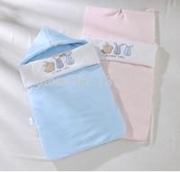 Multifunctional Bamboo Newborn Baby Swaddle Blanket/Baby Wraps free shipping