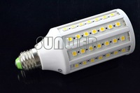Hot on sell 2014 Warm White 360 degree 13W Bulb Lamp Corn Light 86 LED E27 SMD5050 Wall Downlight Home decoration B24 2732