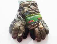 1 pair Hunting Gloves fishing gloves Waterproof  Breathable Windproof trigger finger gloves keep WARM gloves