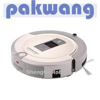 Intelligent Automatic portable vacuum cleaner