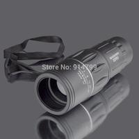 Monocular Telescope 16x52 Dual Focus telescope Green Film Binocular Optical Prism Hunting High Quality Tourism Scope Binoculars