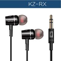 KZ-RX GK balanced dynamic bass headphones HIFI earphone in-ear headphones Audiophile Music Dance Rock earphones