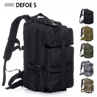 Brand New Men's Outdoor Military Tactical Backpack Hiking Trekking Camping Bag Rucksack Sport Climbing Survival Carry Bag Retail