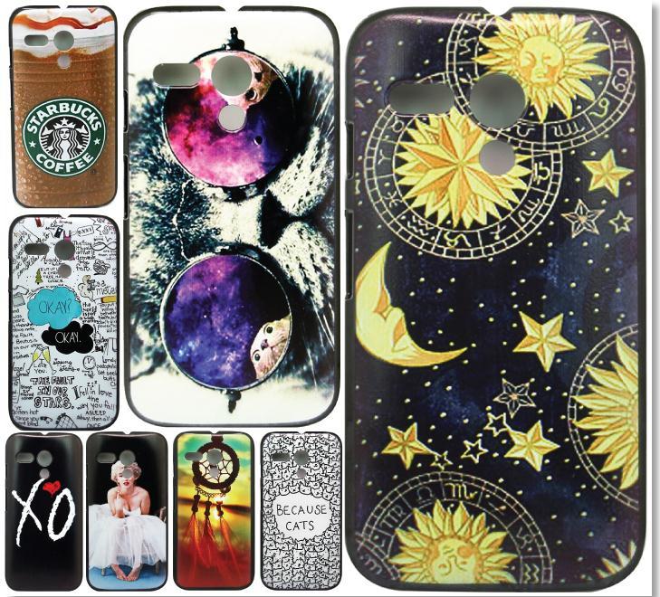 For motorola MOTO G cover XT1028 XT1032 XT1031 Because Cats Skin Design Custom Painted Hard Protective Plastic Phone Case(China (Mainland))