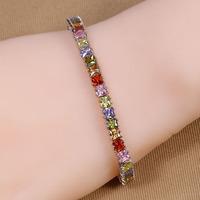 B-0006,Leather Bracelet jewelry make rubber band bracelet pulseiras femininas 925 silver plated fashion bracelet