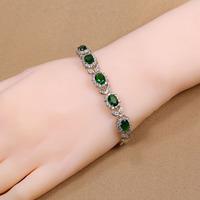 B-0018,Bracelet Brazalete Pulseira nike air max silver plated jewelry with zircom crystal new-balance brand in aliexpress