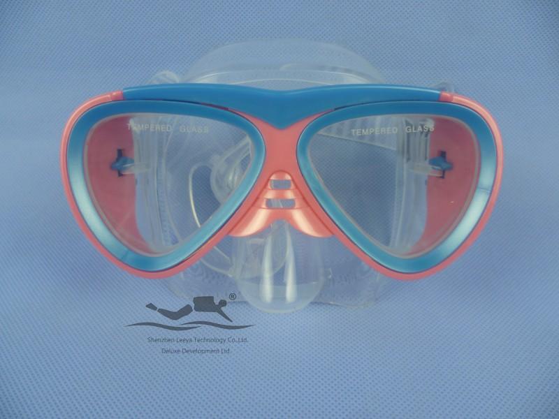 Snorkeling Gear For Kids Snorkeling Mask Pink Kid