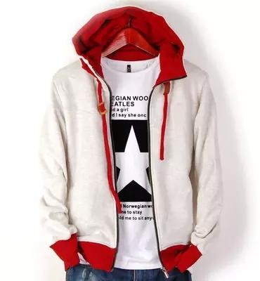 2014 Spring&Autumn Top Brand Fashionable man clothes,localize hood sweatshirt Men,Casual Fleece amadora Jackets Free shipping(China (Mainland))