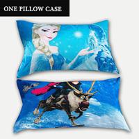 100% cotton anime/cartoon pillow case Frozen pillow cover reactive printed cushion cover home textiles B15-3