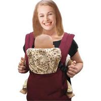 Cotton Front & Back Baby Newborn Carrier Infant Comfort Backpack Sling Wrap