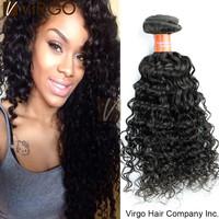 Cambodian Virgin Hair Deep Curly 3 Pcs Lot 100g Per Bundle 100% Unprocessed Cambodian Hair Curly Hair Weave Human Hair Weft