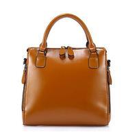 New Style Women Handbag Luxury Leather Messenger Bag Fashion Women Crossbody Bag Fenuine Leather Handbag Hot Sale Vintage Bolsas