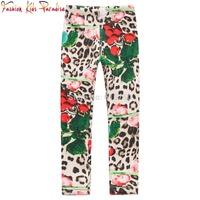 Hot Sale 2014 Winter fashion girls pants leggings,thick warm brand children pants, designer kids fleece leggings for girl, 2-12Y