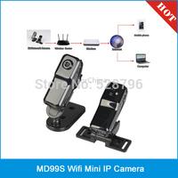 MD99S Professional High Definition Wireless P2P Pocket-size Mini IP DV / WiFi Camera