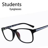 Fashion Wholesale Retro Students Myopia Eyeglasses Frame 2014 New Spectacles Goggles Free shipping