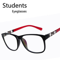 Free shipping Fashion Wholesale College Students Myopia Spectacles Frame 2015 New Style Eyeglasses