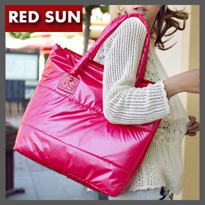 Hot sell Winter Cotton Handbag Fashion Women handbag 8 color large capacity women shoulder bag warm handbag Leisure feather tote(China (Mainland))