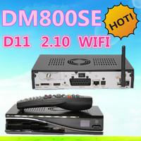 Satellite tv Receiver dm800 se hd dm800se sim2.10 Wifi Inside DM800hd se sunray 800hd se Rev D11 BCM4505 Tuner 400Mhz Processor