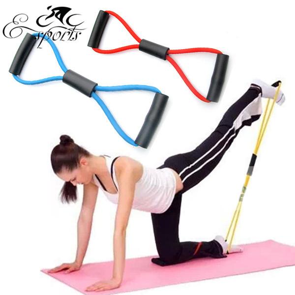 Упражнение с эспандером восьмерка для женщин в домашних условиях 435
