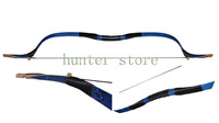 a target practicing handcrafted recurve bow 65lbs wooden archery longbow 54 inch for both hands