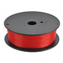 Red color Createbot brand 1.75mm/3mm filament 3d  Compatible with 3D printer such as Makerbot,  RepRap, Rapman, Solidoodle etc.