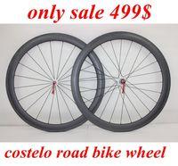 ursus wheels T-50 tubular C-50 clincher wheels 50mm carbon wheels Wheelset,700C cheap tubular Carbon Road Bike carbon wheel