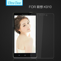 3x Ultra Clear Screen Protector For lenovo k910 Protective Film Screen Guard free shipping