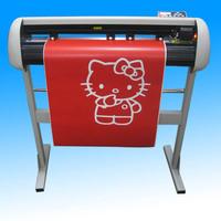 The latest high-speed belt memory pressure type 960 painted wall stick machine garment plotter carving machine