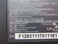 FREE shipping original quality  18.5V 3.5A 65w LAPTOP CHARGER AC ADAPTER POWER SUPPLY FOR HP DV3 DV4 DV5 DV6 DV7 G6 G7 CQ62 G62