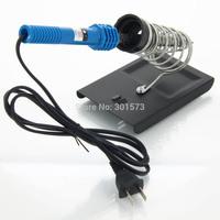 New Premium Quality 9 in 1 Electric Solder Tool Kit  Heat Soldering Iron Desoldering Pump 10.48oz / 297g 23001981
