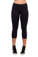 Women's / Ladies Capri cropped Leggings YOGA Pants Colored pant   1082