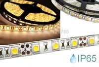 IP65 Waterproof 5050 5m 300 LED 5050 SMD 12V LED strip flexible light 60 led/m,LED decorative light strip