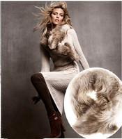 Hot Selling! Winter Women's Faux Fur Scarf Raccoon Fur Cap Fur Collar False Collar Scarves Shawl collar ladies winter