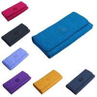 2014 Brand New Nylon Zipper Clutch Wallet Long Section of the Multi-card Women Purse Fashion Handbag for Women