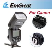 New Triopo TR-586EX Wireless Flash Mode TTL Speedlite Speedlight  For Canon 550D 60D 6D 5D II Ect TR-586EX/C 340916515W