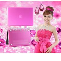 pink  laptop Case for mac Macbook AIR Pro retiana 11.6 13.3  15.4+ keyborad cover free shipping