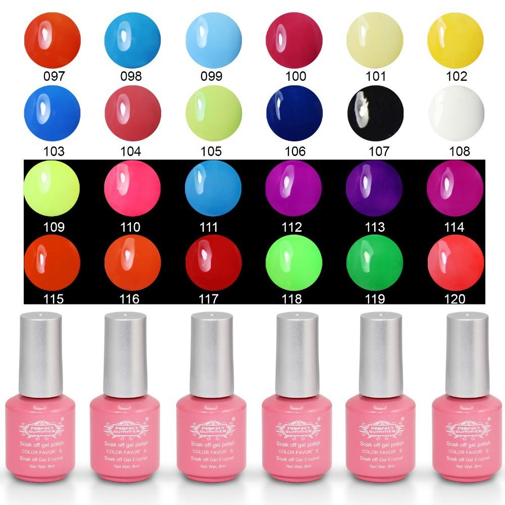 Free Shipping soak off gel polish 8ml cured led uv lamp special offer 240 colors fashion new uv gel polish(China (Mainland))