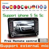 2 Din Car DVD GPS For VW Jetta Polo Sedan Tiguan Trouan Golf Plus Caddy Amarok Transporter T5 Vento Volkswagen car styling audio