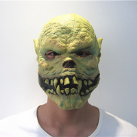 Halloween Mask Terrorist Masquerade Mask Vendetta Party Mask Touth Appear with No Hair MX003