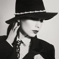 2015 New Fashion Women Wool Hat M Standard Pearl Girls Hat Jazz Hat Casual Women cap Winter Wool Hats For Women