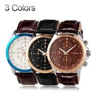 Dress Watch quartz watch relogio masculino  2014 clock watches men luxury brand women watch leather Fashionable Water Resistant