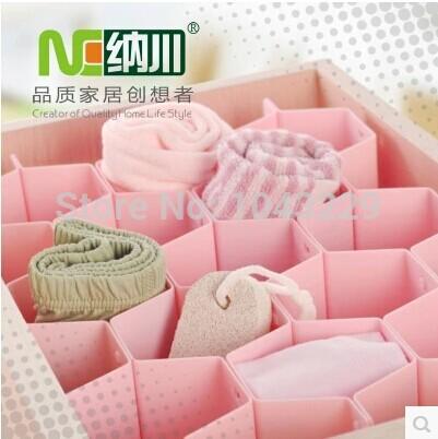 8 peças/lote celular gaveta compartimento celular terminando gaveta partições gaveta de armazenamento de underwear(China (Mainland))