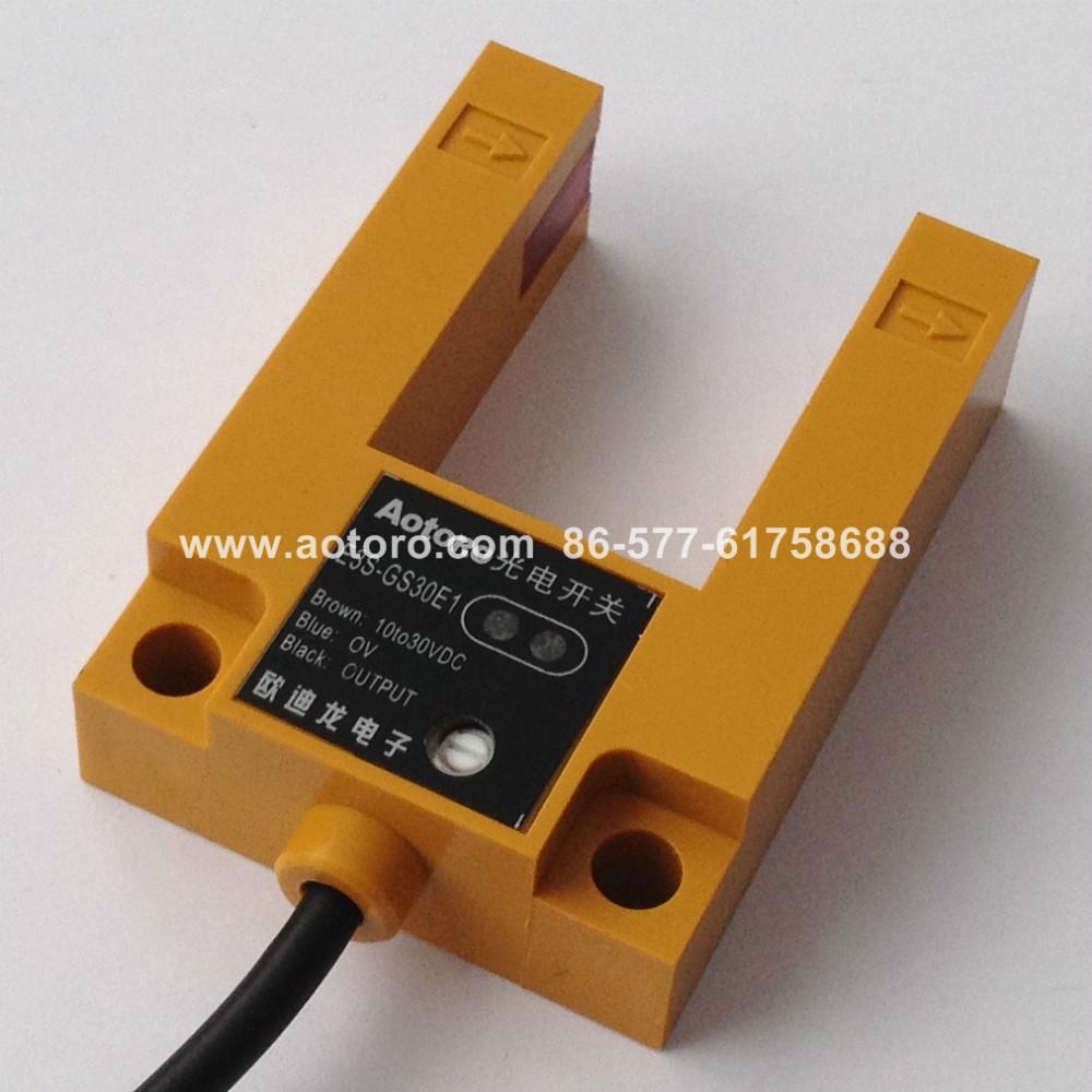 E3S-GS30E1 NPN aliexpress supplier auto photo switches Light sensor price(China (Mainland))